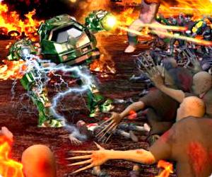 Zombie Murder Descargar Juego De Zombies Myplaycity Descargar