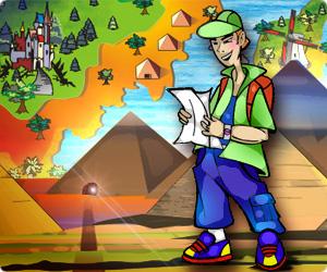 Pyramid Runner Juego De Buscar Oro Myplaycity Descargar Juegos