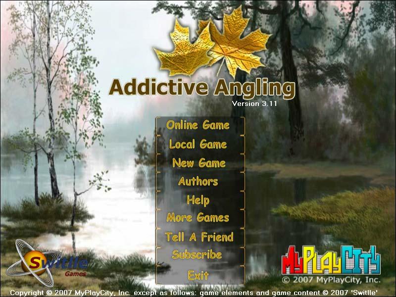 Addictive angling freegamearchive. Com.