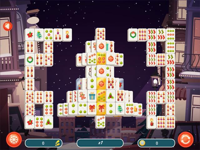 Christmas Mahjong 247 Games Free Play image information