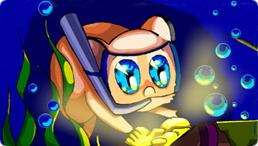 تحميل لعبة Treasure Frogman - Frog Games