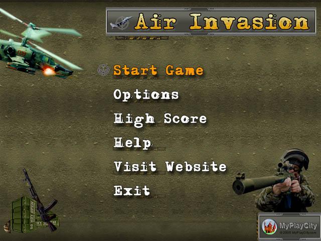تحميل اقوى لعبة طائرات للكمبيوتر air-invasion_640x480_screenshot_1.jpg