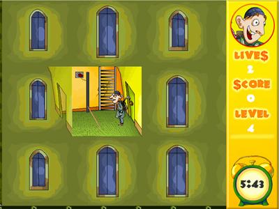 لعبة اللصوص Burglars Adventure