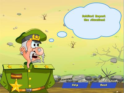 لعبة Petro Soldier