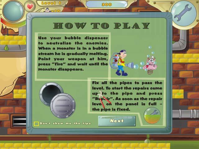 لعبة Cleaner's Scrape