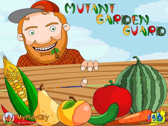 لعبة الحديقة Mutant Garden