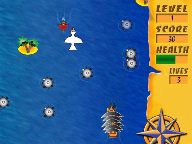 تحميل لعبة Brave Pirate