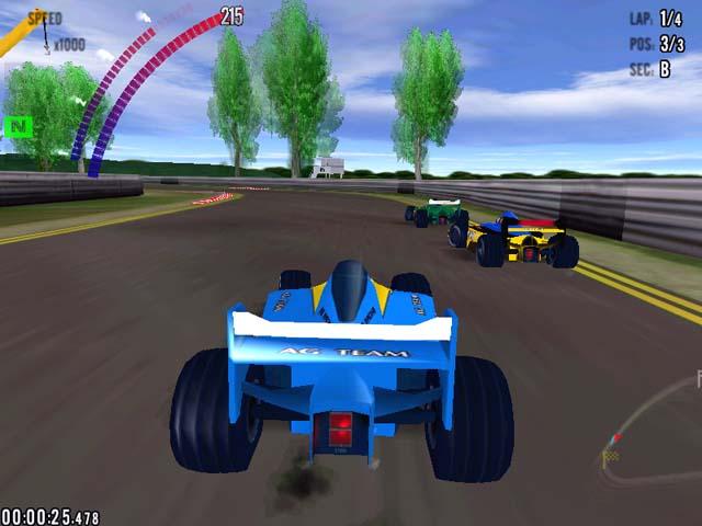 سلسلة اقوي العاب سباق السيارات