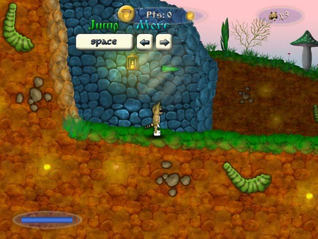 Poofik - Scroller Arcade 167_screen_2_640x480.jpg