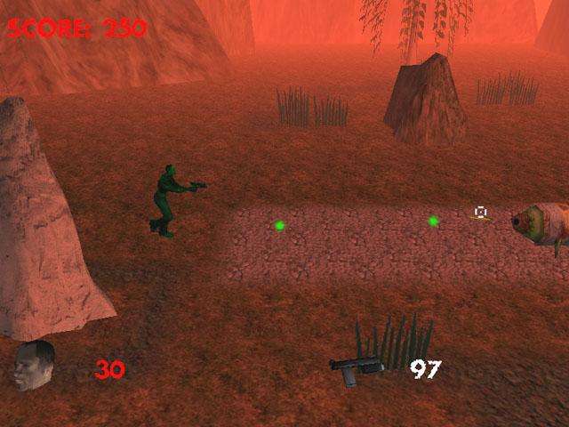 حصرى لعبة الاكشن والمغامرات  Weird Planet