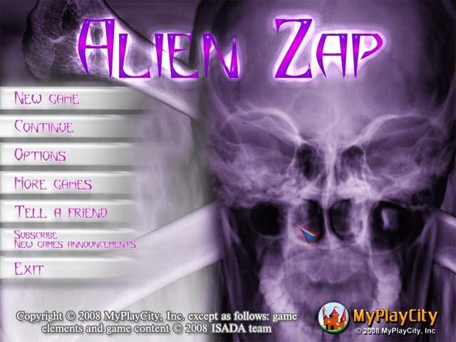 لعبة Alien