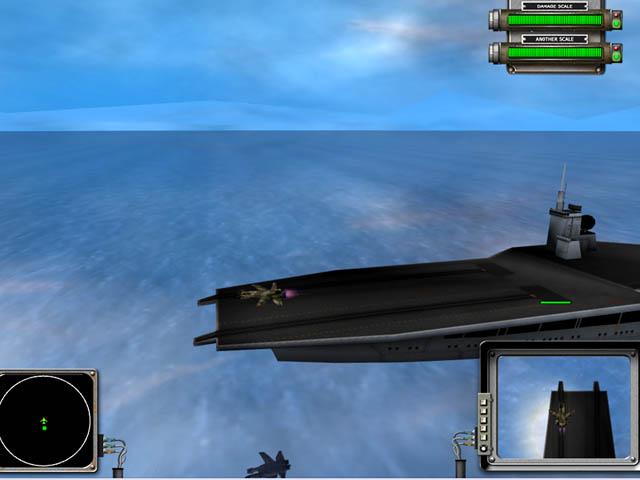 لعبة الطائرات Shootiah