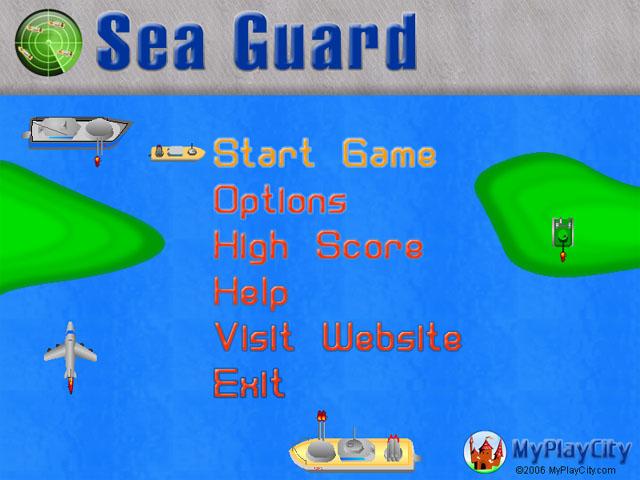 لعبة الحرس Guard