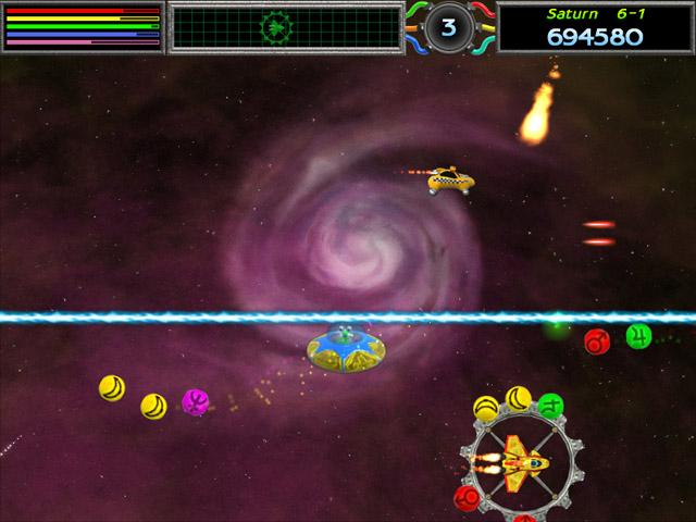اللعبة الخيالية space voyag