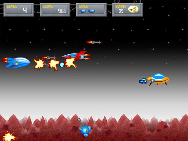 لعبة الانقاذ Mars Rescue