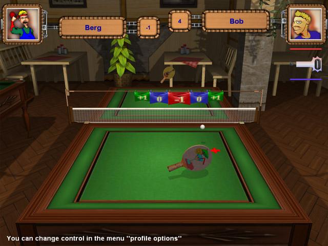 لعبة بينغ بونغ Ping-Pong