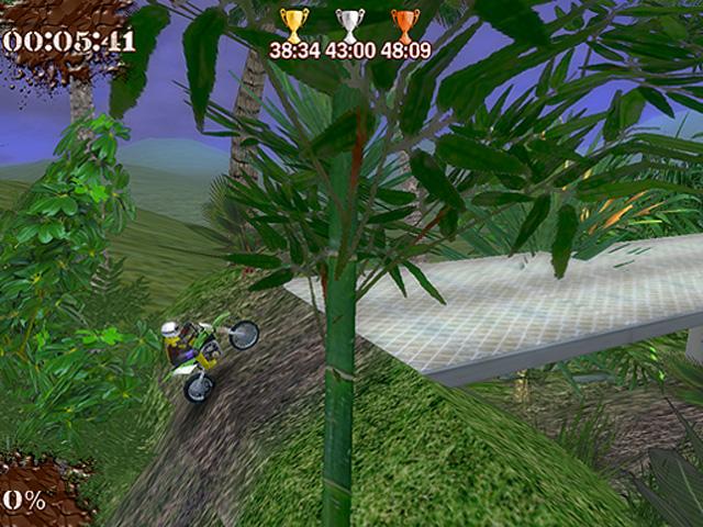 حصريا لعبة مهارات الدراجة النارية Super Motocross برابط صاروخى و يدعم الإستكمال