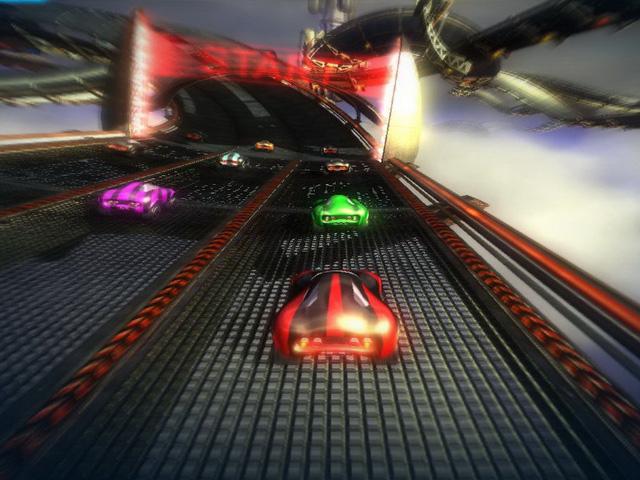 لعبة Track