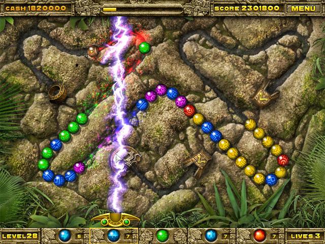تحميل لعبة Inca Ball