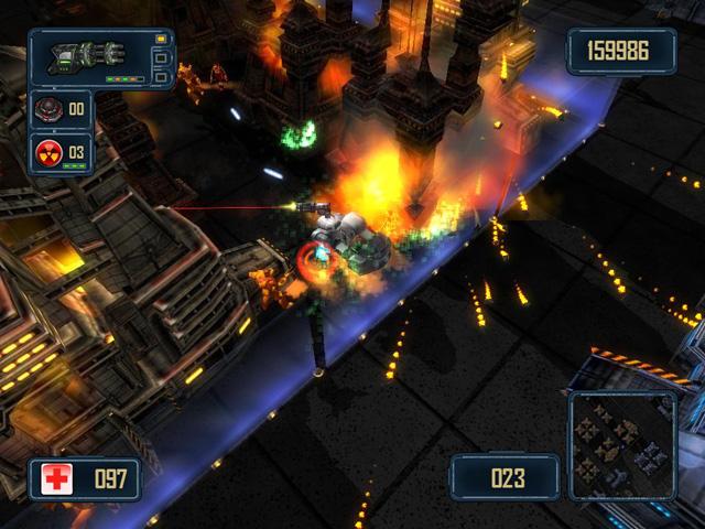 حصريا مع لعبة الاكشن والاثارة Alien Terminator