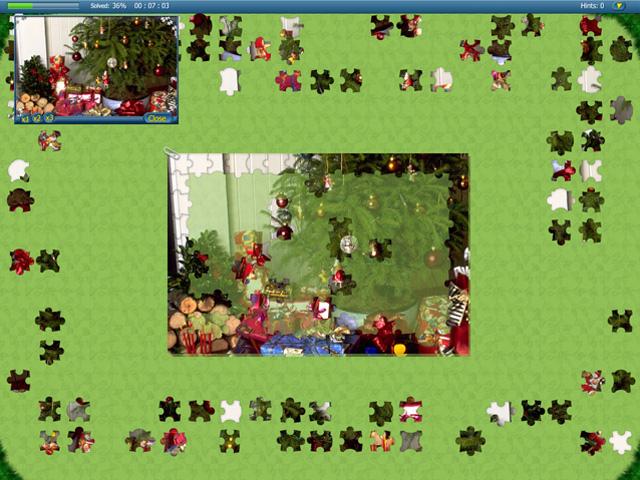 تحميل لعبة Xmas Puzzles