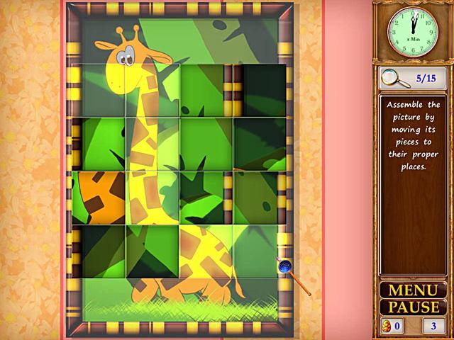 حصريا تحميل لعبة الالغاز والتفكر Holly: Christmas Tale Deluxe 455_screen_3_640x480.jpg