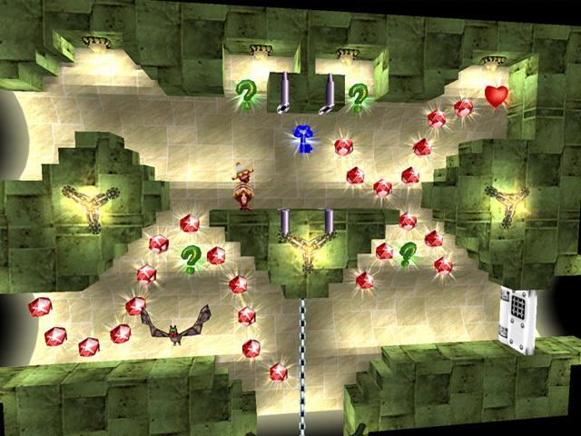حصريا لعبة الاثارة والتشويق   Azangara Treasure