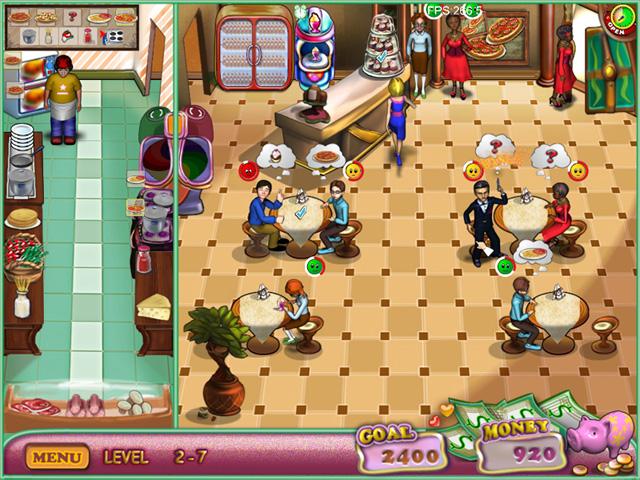 تحميل لعبة Lovely Kitchen 504_screen_1_640x480