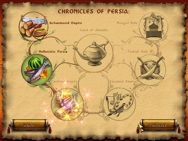 لعبة Cradle Persia