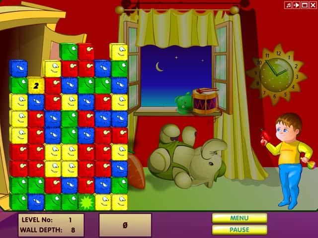 لعبة الطوب Vivid Bricks