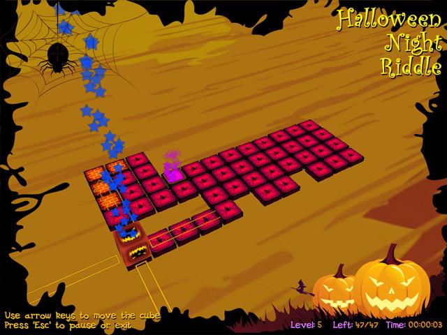 لعبة الالغاز الرائعة ليلة هلوين Halloween Night Riddle 1.02 598_screen_1_640x480