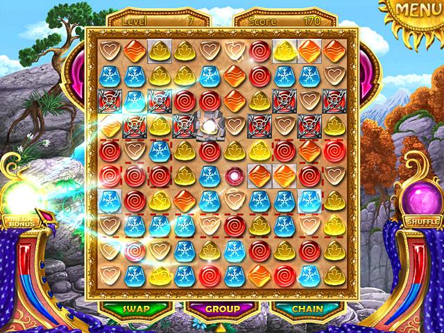 تحميل لعبة Wizard Land 600_screen_1_640x480