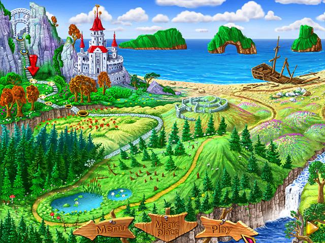 تحميل لعبة Wizard Land 600_screen_2_640x480