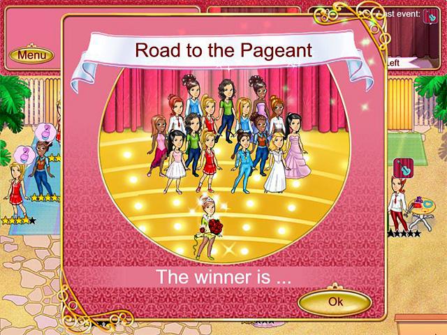 حصرى لعبة تصفيف شعر البرنسيسة Pageant Princess