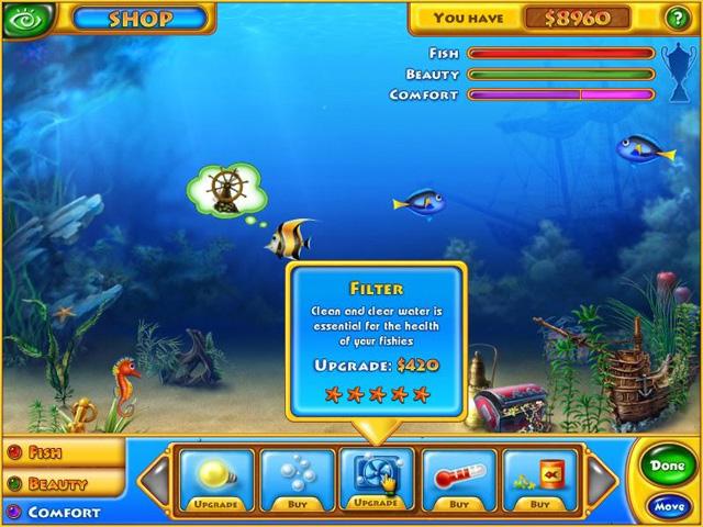 ���� Fishdom