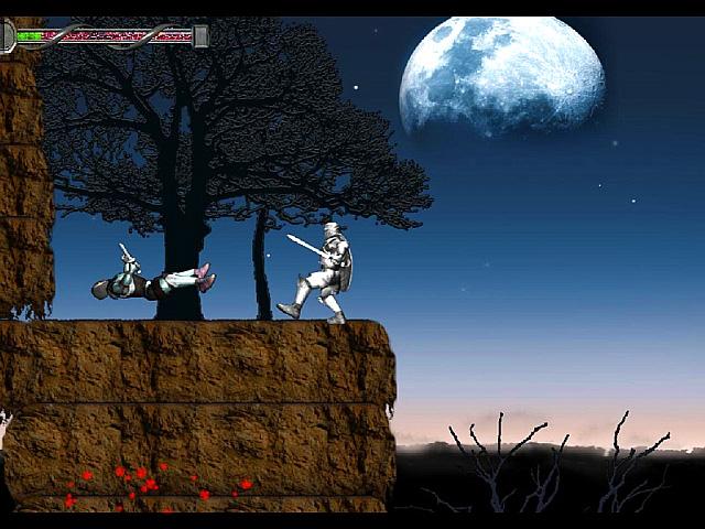 لعبة الفارس المقاتل Knight Fighter