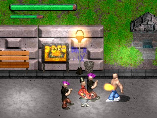 لعبة شارع الكاراتية Street Karate