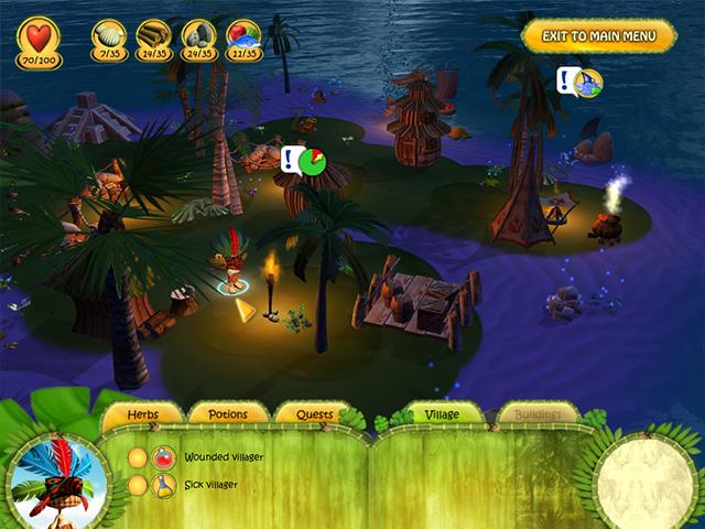 لعبة Tropic Adventure