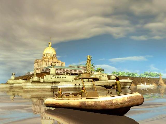 لعبة Pacific Liberation Force