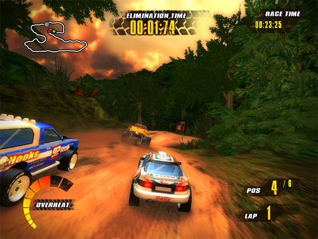 لعبة Offroad Racers