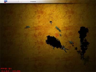 Screenshot for Alien Zap 2.0