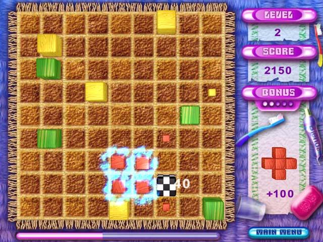 Screenshot für Jolly Cubes