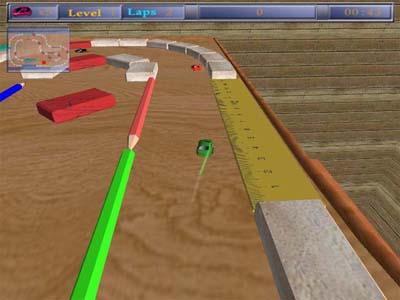 Click to view Mini-Cars Racing 2.0 screenshot