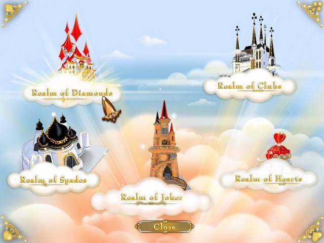 Скачать бесплатно игру 5 карточных королевств.